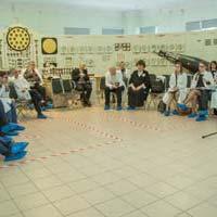 Обнинские студенты и школьники сразились в атомных дебатах.